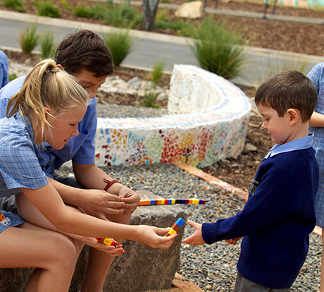 St Francis Primary School Wodonga Learning Area